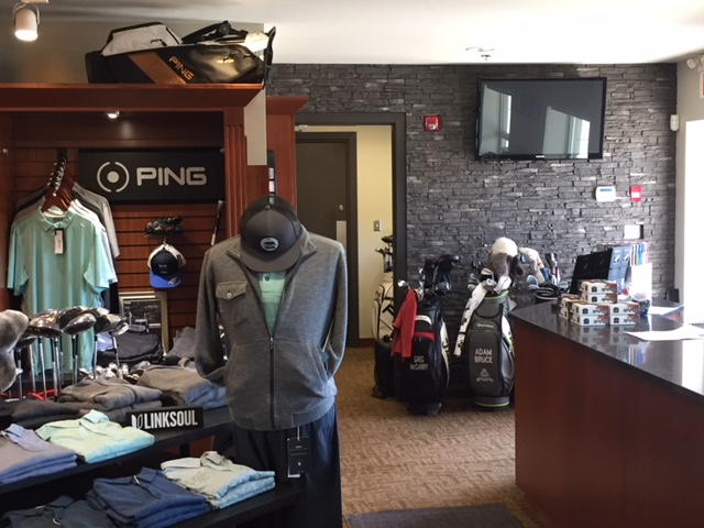 The Glendale Golf Course Gift Shop